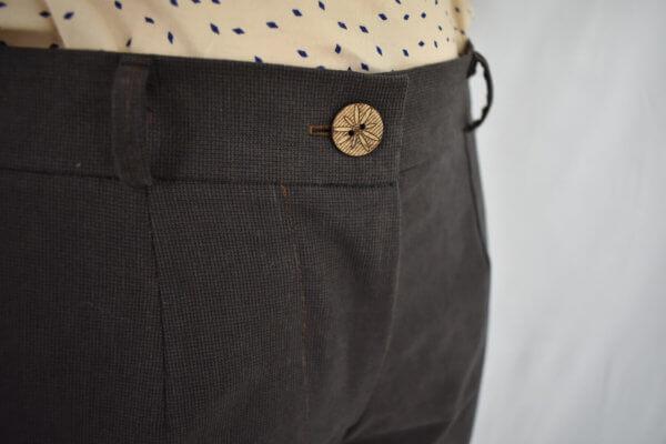 Pantalon Sandra Marron